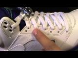 Видео-обзор Air Jordan V (5) Retro