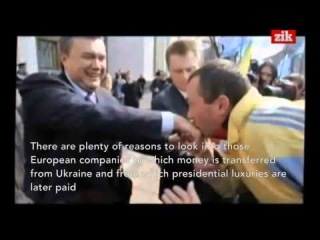 Are EU banks doing business with Ukraine's crooked politicians?