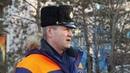 2019 01 15 Иван Воробьев про опасность выхода на лед Бурейского водохранилища