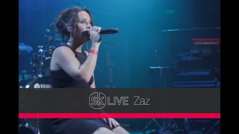 Zaz - Demain c'est toi [Songkick Live]