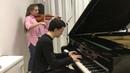 One More Light - Linkin Park Instrumental Сover (Piano Violin)