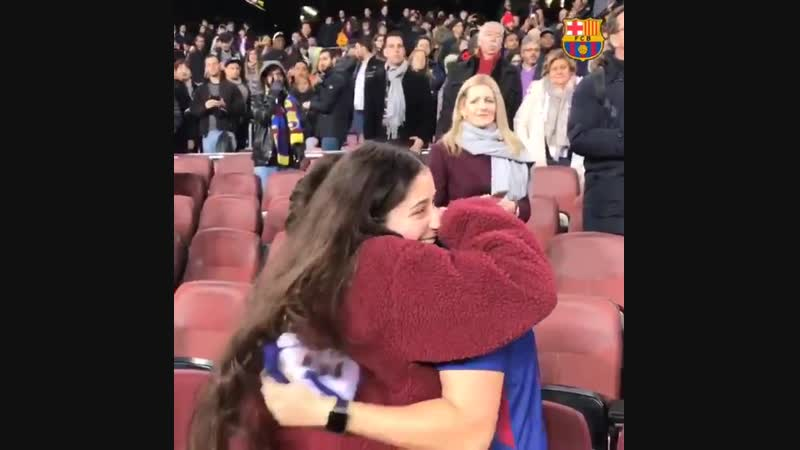 Already a fan for life. - Now a fan for eternity. - @SergiRoberto10 - .mp4
