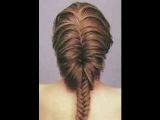 tutorial: how to fish tail braid (fish bone)