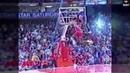 Michael Jordan free throw line dunk 1988 rare angle