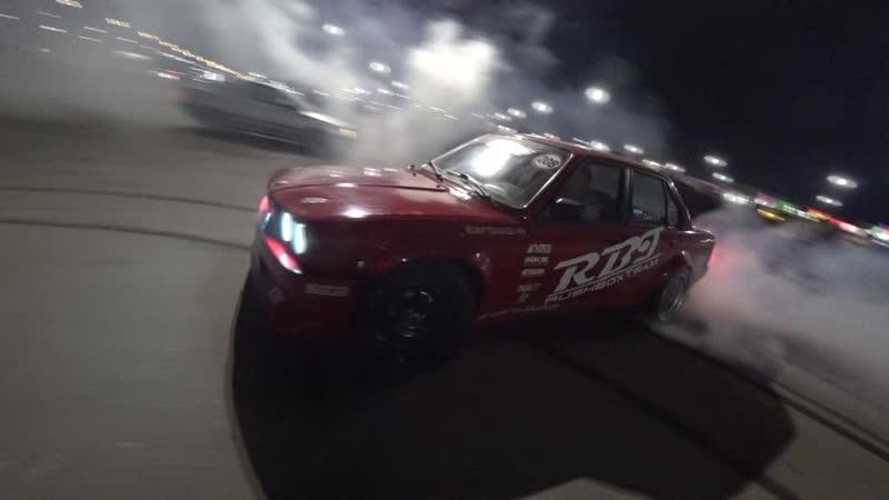 Дрифт RBT BMW E30 1jz-gte. Сходка дрифт жигулей JDC.