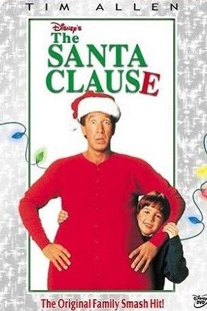 Santa Clausula (1994)  [DVDRip] [Latino] [1 Link] [MEGA]