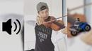 MOTO : Il réalise le bruit d'une MOTO avec un violon !