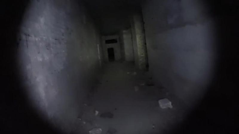 Побег от наркомана в заброшенной психбольнице Логово сектантов в подвале