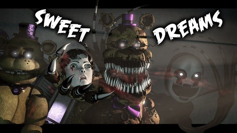 SFM FNaF Sweet Dreams Collab Vengeance is Eternal Part 1 w Mclazycraft NootmareSanic