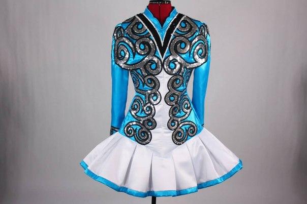 как украсить платье из льна
