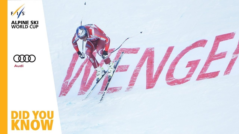 Did You Know | Wengen | 89th Int. Lauberhorn Races | FIS Alpine