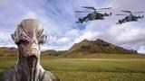 Заваруха в Ладакха! Инопланетяне отбили атаку индийских и китайских ВВС на свою подземную базу