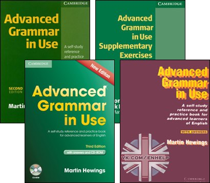 Advanced grammar in use скачать pdf