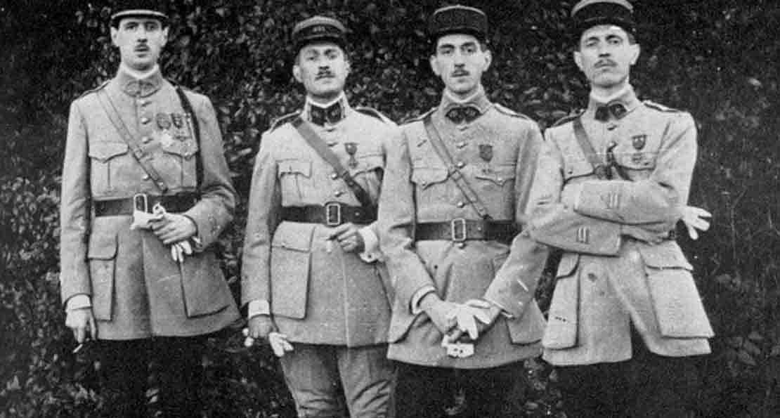 Капитан де Голль