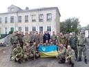Олександр Усик в АТО у прикордонників випуск №33 програми Західний кордон