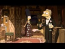 "Simpsons ""Treehouse of Horror XXIV"" - How I Met Your Mother Scene (Ending)"
