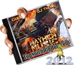 Cassidy -Mayhem Music AP 3 - 2012