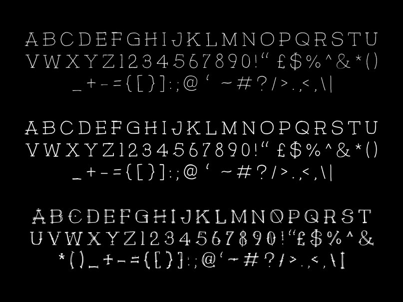 Download hectra family font (typeface)