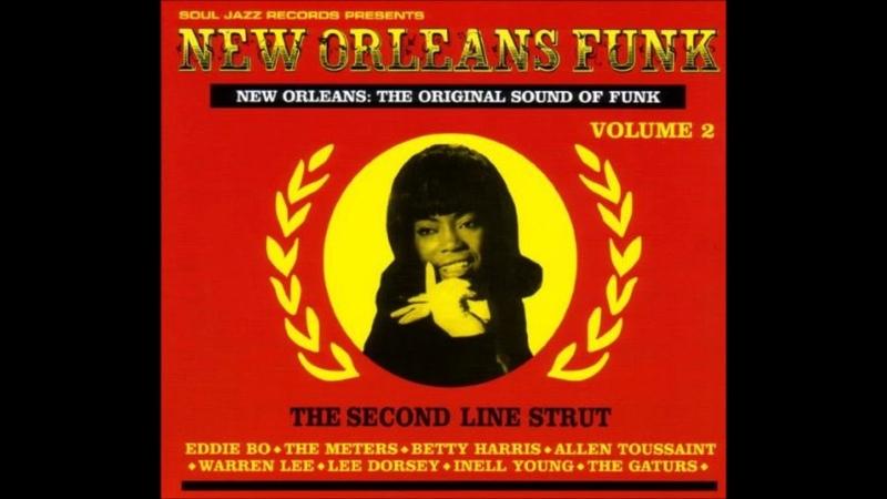 New Orleans Funk Vol.2 (Soul Jazz)