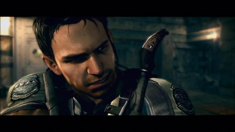 RESIDENT EVIL 5 Trailer.