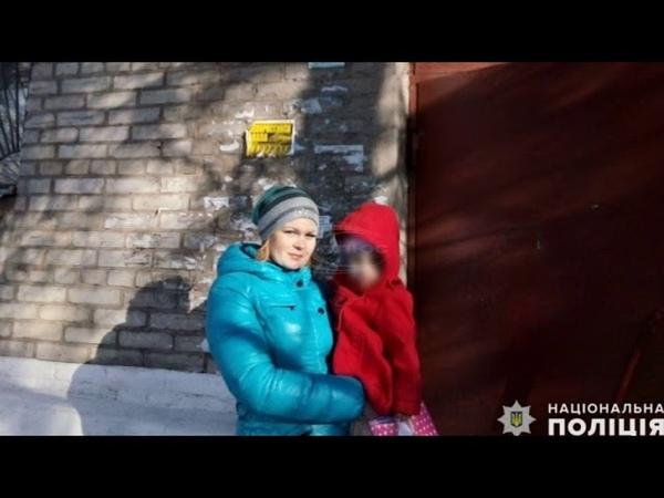 Полицейские вернули домой 3 - летнюю девочку - 18.01.2019