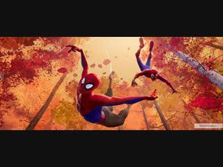 Человек-паук- Через вселенные (2018) Трейлер