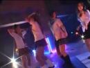 School girl dancers upskirts