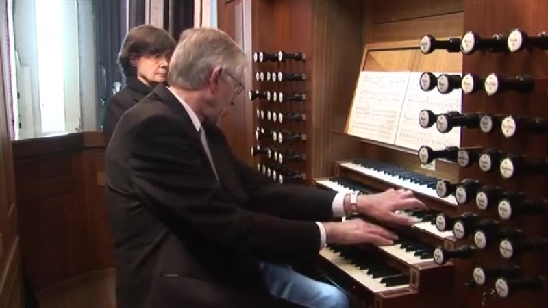 593 J. S. Bach - Concerto a-moll, BWV 593 [after Vivaldi, Op. 3 No. 8, RV 522] - Ernst-Erich Stender