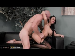 Johnny sins & victoria june [ big boobs &  in the office &  with talk / cunnilingus , cum on face , between boobs , shaved , rid