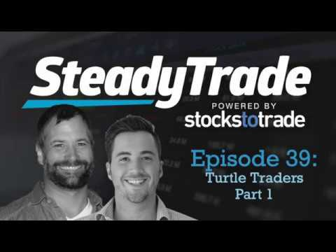 How did Richard Dennis make millions on Wall Street? Steady Trade Podacst, Ep. 39
