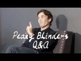 CILLIAN MURPHY &amp STEVEN KNIGHT PEAKY BLINDERS S4 Q&ampA  VLOG  Andini Ria