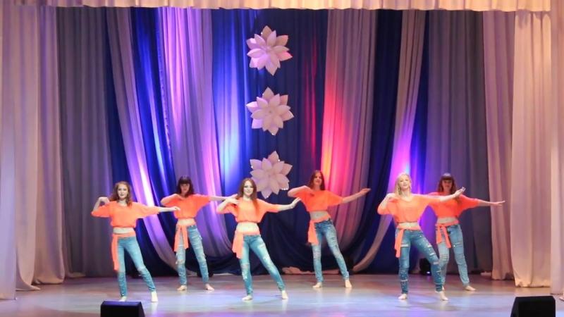 Студия танца Майсун. Абакан. Стрит-шааби