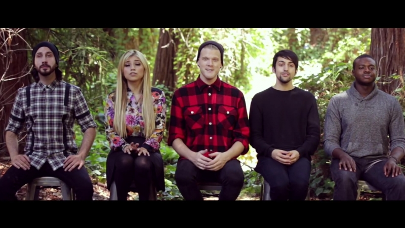 Pentatonix - White Winter Hymnal (Fleet Foxes Cover) [Official Video]