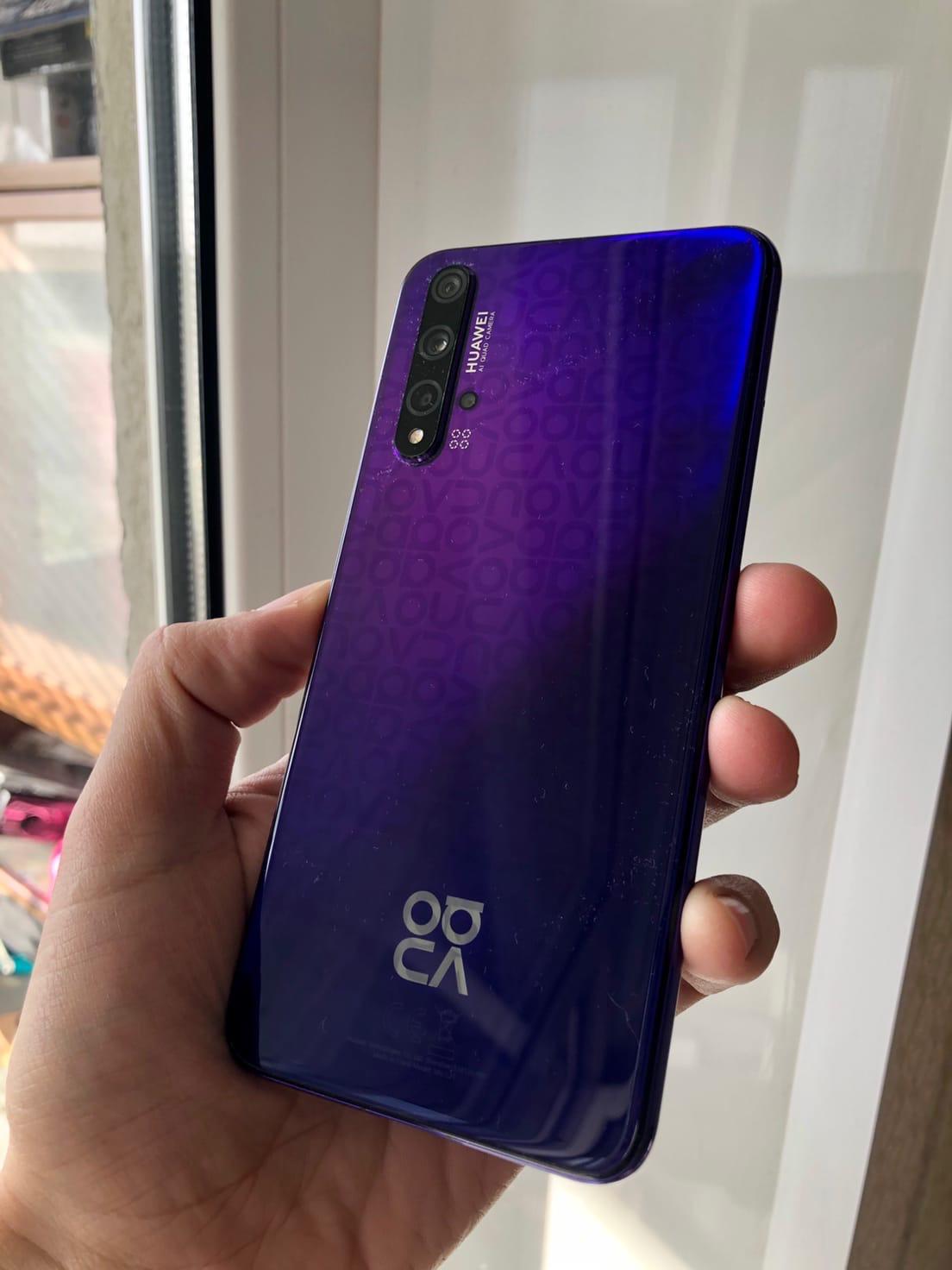 Huawei Nova 5t 6/128 - Купить совершенно новый, в | Объявления Орска и Новотроицка №5111