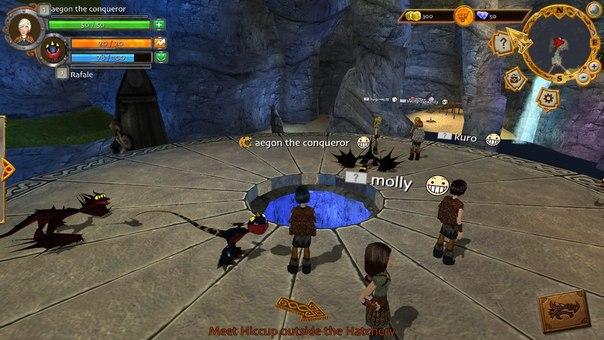 Скачать игру как приручить дракона игру.