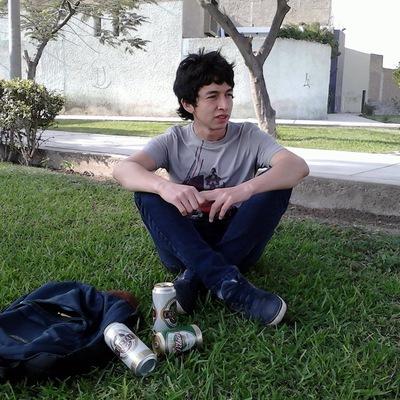Gonzalo Rojas Tafur, 1 февраля 1992, Лысьва, id226859045