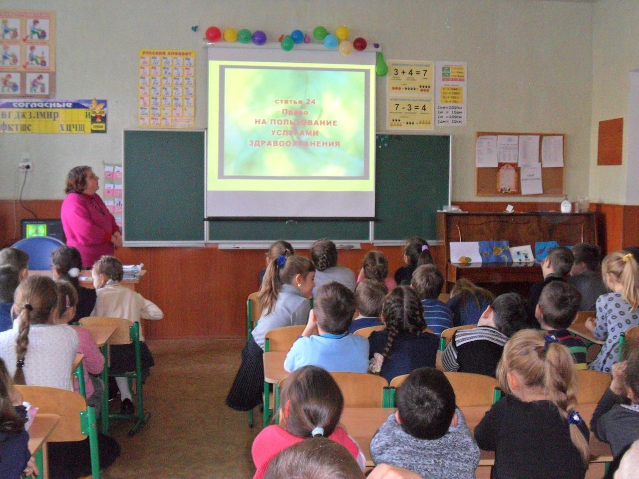 права детей, Донецкая республиканская библиотека для детей, отдел искусств, день прав детей