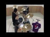 凛として時雨 様 [Nakano kill you]  Drum cover(WithDrumTabs)