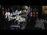 Marilyn Monroe / Tattoo work 2018