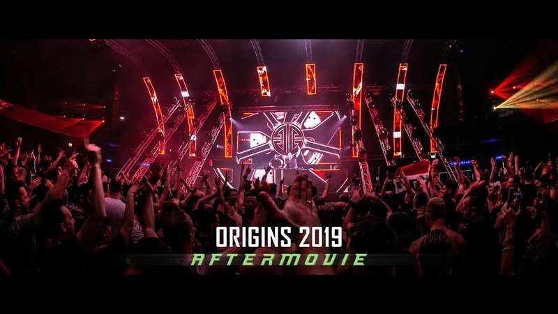 Origins 2019 - Darkness Evolved (Official Aftermovie) | Raw Classics