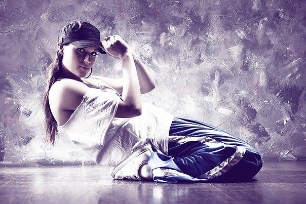 Современных технологии в сочетании с танцем.