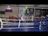 Кикбоксинг в Сургуте 02 апреля 2017 года Бой 7