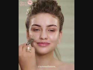 Вау какой великолепный макияж