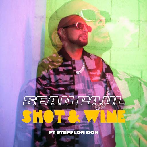 Sean Paul альбом Shot & Wine