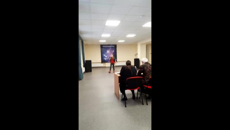 Екатерина Ветюгова - Live