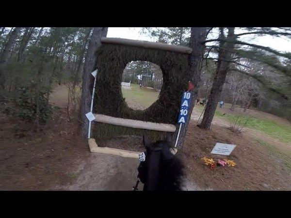 Helmet Cam: Simply Priceless (CIC 3 Star | 2018 Carolina International Horse Trials)