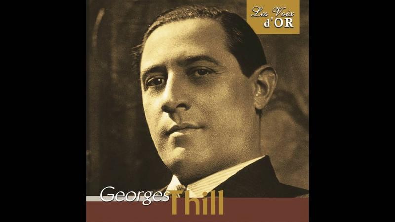 Georges Thill Rachel quand du Seigneur la grâce tutélaire Extrait de l'opéra La juive