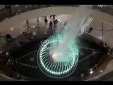 фонтан цветомузыка