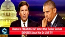 Obama Is FREAKING OUT After What Tucker Carlson EXPOSED About Him On LIVE TV(VIDEO)