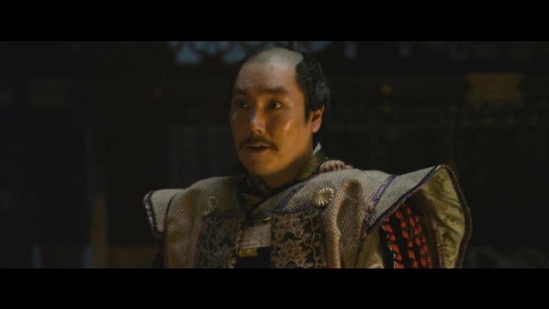 [명량: 일본군영 Scene] 가토, 와키자카, 도도, 구루지마의 만남
